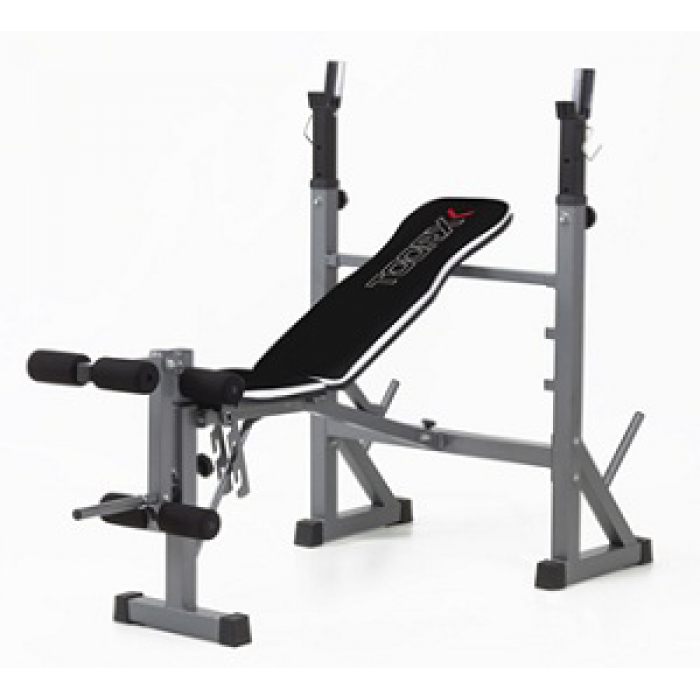 Banc de musculation toorx for Banc musculation
