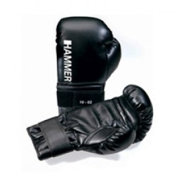 Gans de Box Fitness Black 14 oz 93814